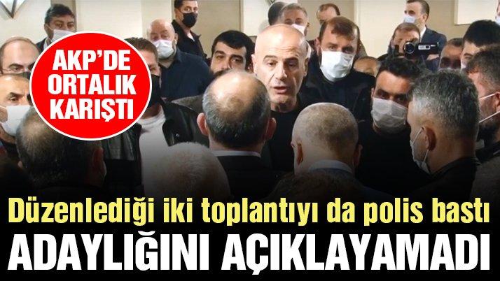 AKP il başkanı adayı böyle isyan etti: Adaylığımı açıklamam engelleniyor