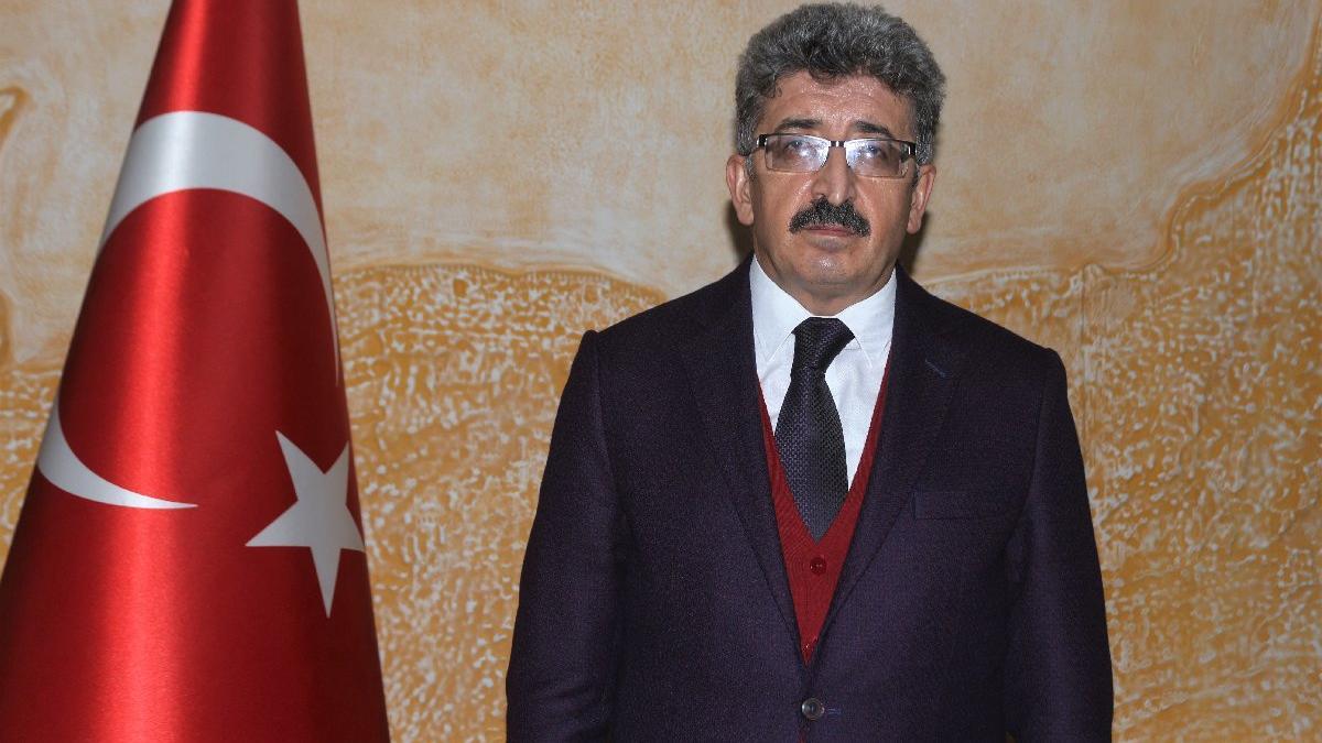 Van Valisi'nden Berhan Şimşek'e suç duyurusu