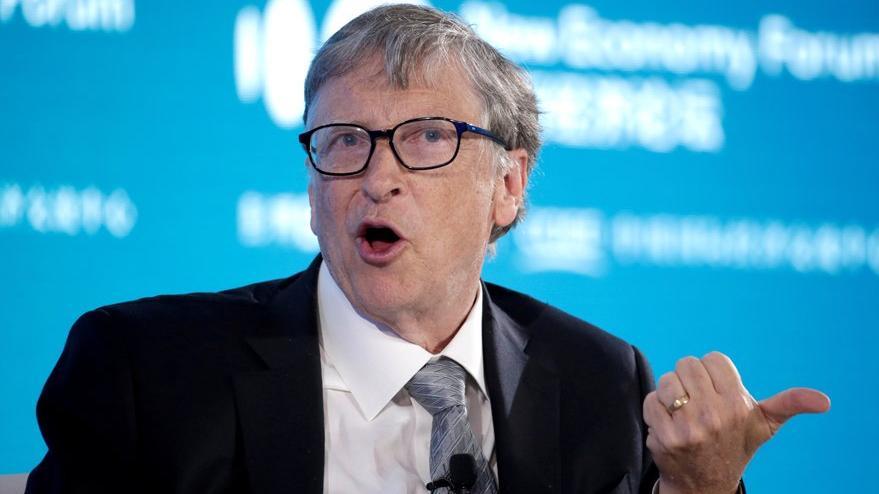 Mikroçip iddialarına Bill Gates'ten yanıt