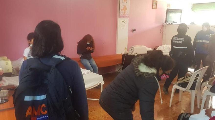 Ülkeyi ayağa kaldırdı! Sahte corona aşısı yapılan kliniğe baskın