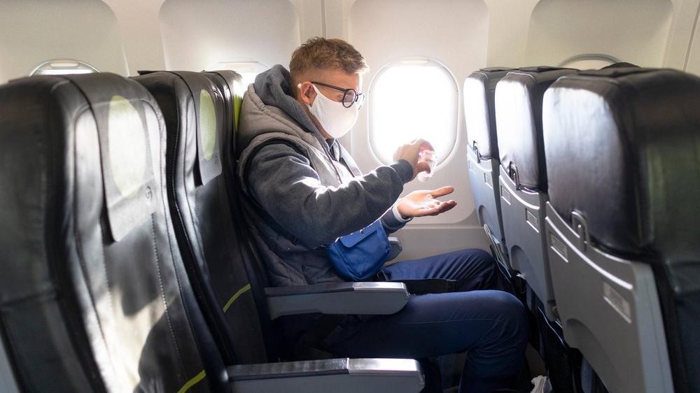 Ülkeyi ayağa kaldıran corona vakası: Bu uçaktaysanız haber verin