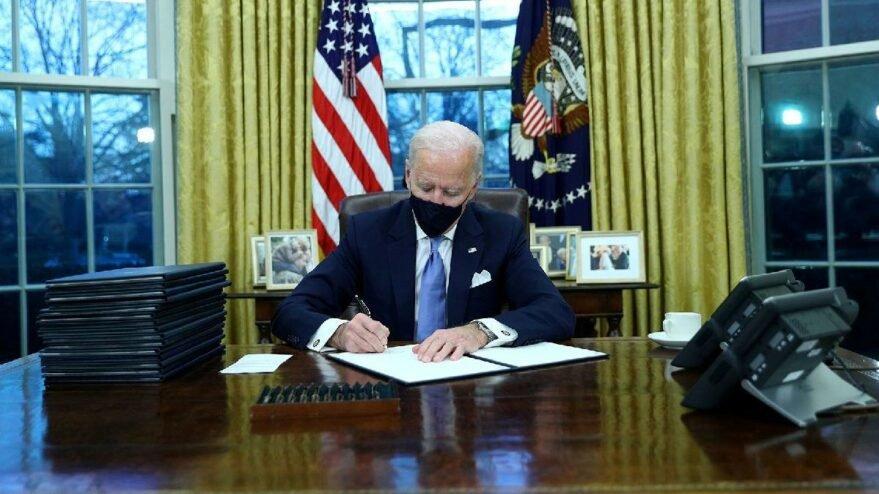 ABD Başkanı Biden'dan 'Ekonomik Bakım Yasası'na onay