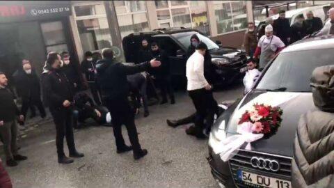 Hastane önünde kurşun yağdırdı: 1 ölü, 2 yaralı
