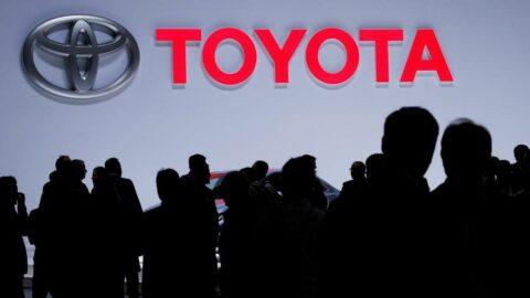 Dünyanın en çok araç satan otomotiv şirketi Toyota oldu