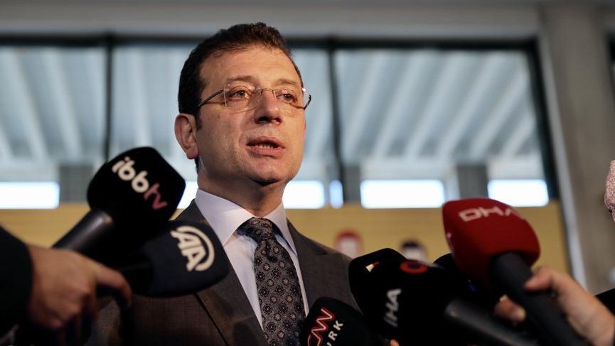 CHP'den 3 vekilin istifasıyla ilgili İmamoğlu'ndan açıklama