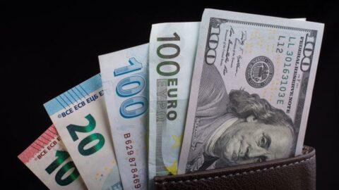 Dolarda tansiyon Merkez'in mesajlarıyla düştü