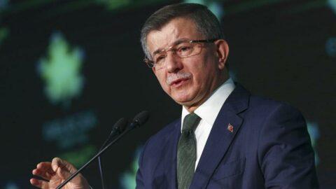 Davutoğlu: Erdoğan, Bahçeli hakkında dediklerini açıklasın
