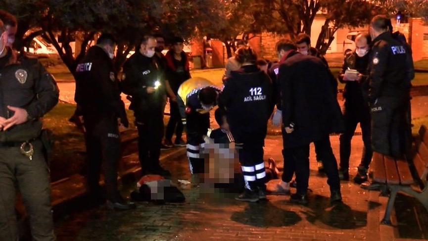 İstanbul'da gaspçılara direnen kişi bıçaklandı