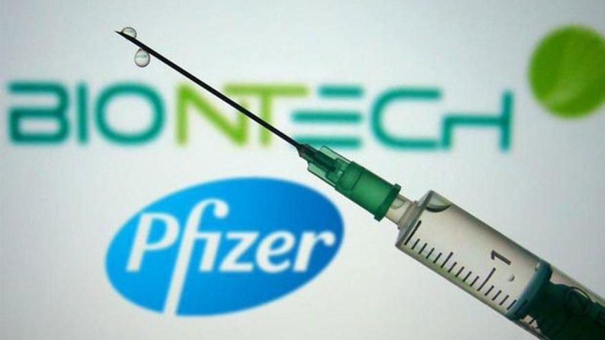 DSÖ'den onay alan ilk aşı Pfizer/BioNTech oldu