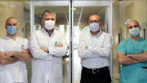 Türk üroloji hekimleri, laparoskopik cerrahide dünyada bir ilki gerçekleştirdi