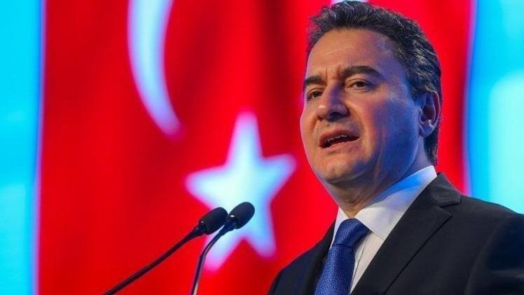 Ali Babacan'dan Cumhurbaşkanı Erdoğan'ın 'yeni anayasa' çıkışına yanıt...