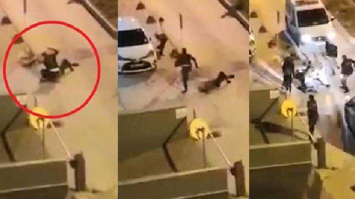 Polis memurunu telsizle dövmüştü... İstenen ceza belli oldu