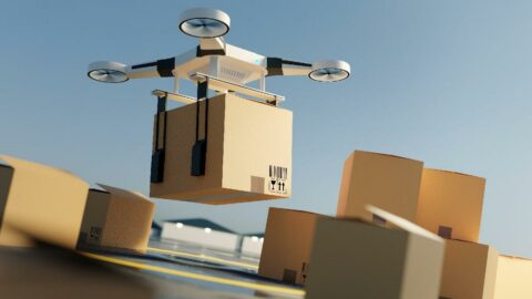 Sompo ve Flock'tan drone işbirliği