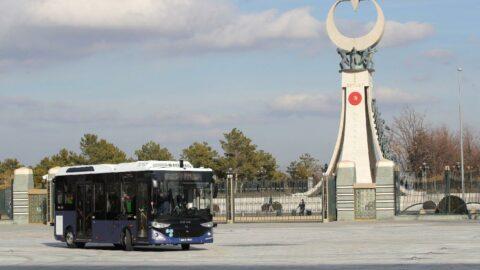Karsan'dan ilk seri üretim, 'elektrikli ve otonom' otobüs