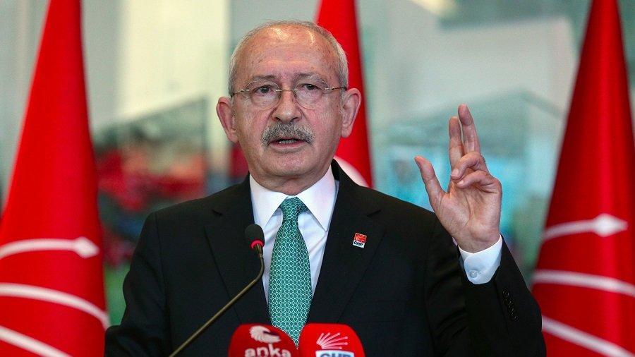 Kılıçdaroğlu: Türkiye böyle bir sürece sokulmamalı