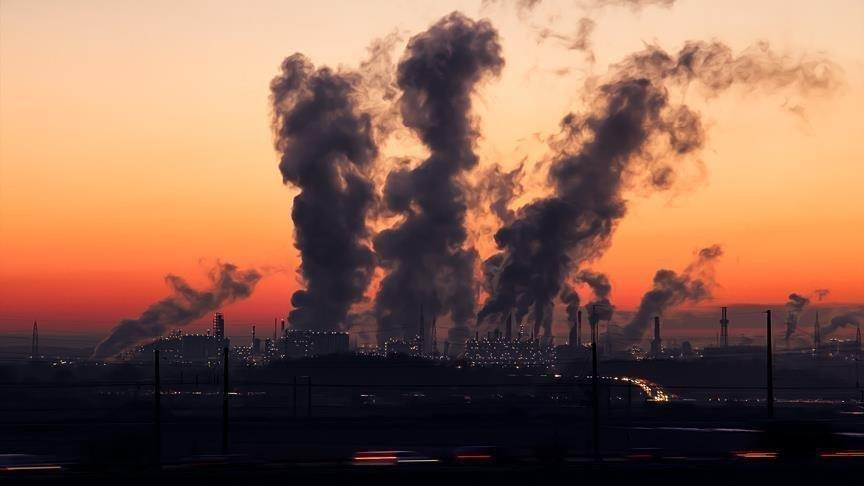 Yıllık sera gazı emisyonu 520.9 milyon tona çıktı