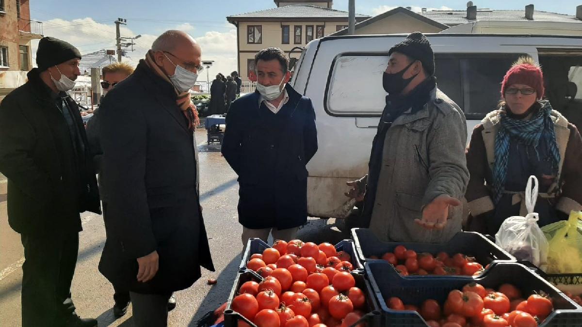 CHP'li Çakırözer: Nereye gidersek gidelim, çiftçi borçlu ve icralık