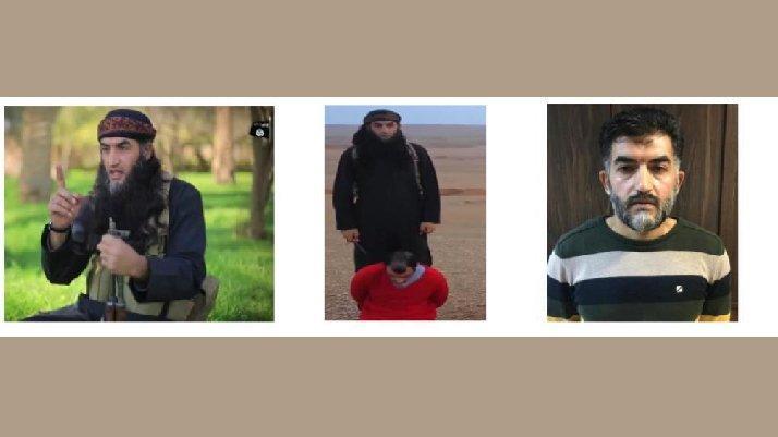 İçişleri Bakanlığı açıkladı: IŞİD'in eğitim bakanı yardımcısı tutuklandı