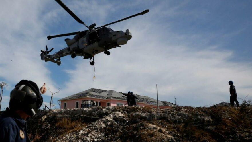 Son dakika… ABD'de Ulusal Muhafızları taşıyan helikopter düştü
