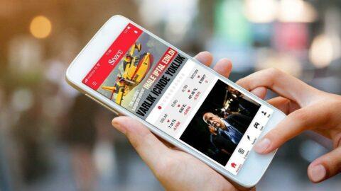 Türkiye'nin en çok tercih edilen mobil haber uygulaması: SÖZCÜ