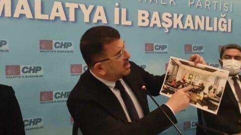 Fotoğrafı gösteren Ağbaba: İşte bunun adı militanlıktır