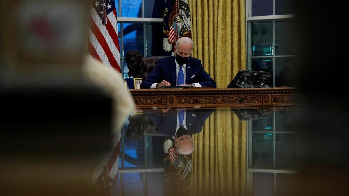 ABD Başkanı Biden'dan Rusya'ya gözdağı