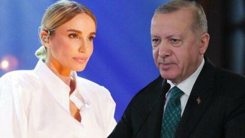 Gülşen'den Cumhurbaşkanı Erdoğan'ın sözlerine tepki