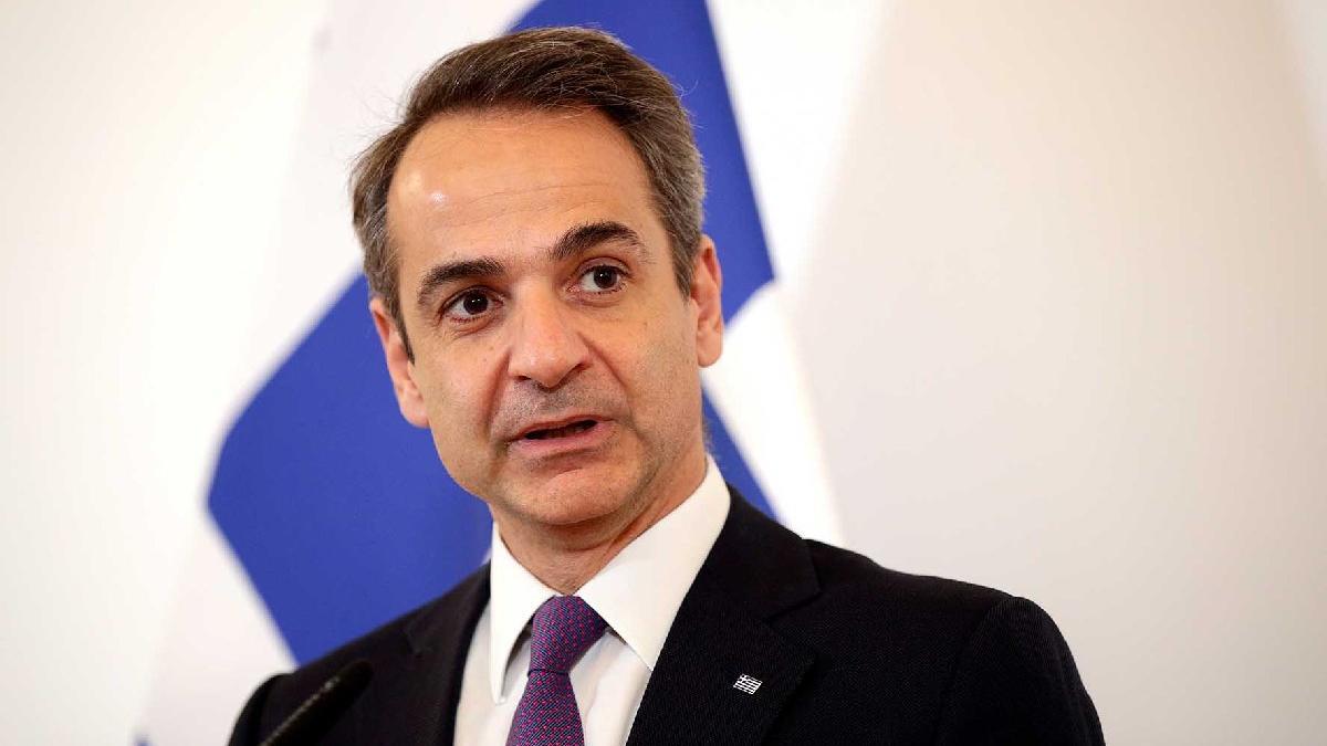 Yunanistan Başbakanı Miçotakis'ten Türkiye açıklaması: AB zirvesinden önce görüşeceğiz