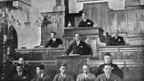Laiklik ilkesinin kabulünün 84. yıl dönümü