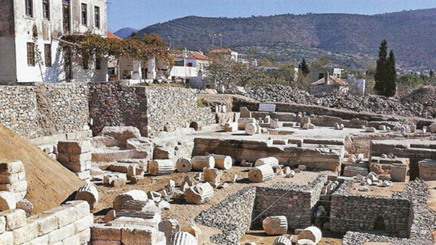 Tarih betona gömülecek