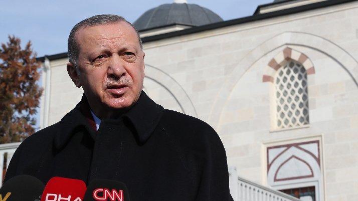 Erdoğan'dan Boğaziçi açıklaması: Yürekleri yetse Cumhurbaşkanı istifa etsin diyecekler