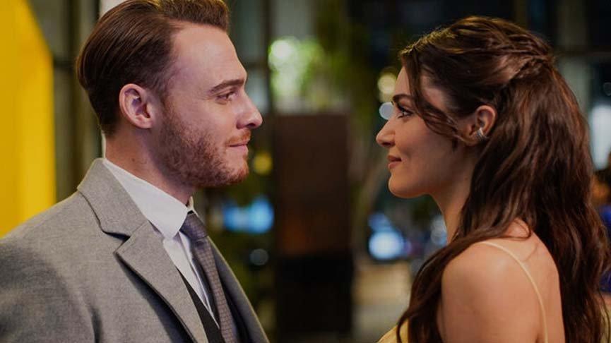 Hande Erçel ve Kerem Bürsin'in kavga ettiği haberine jet yanıt!