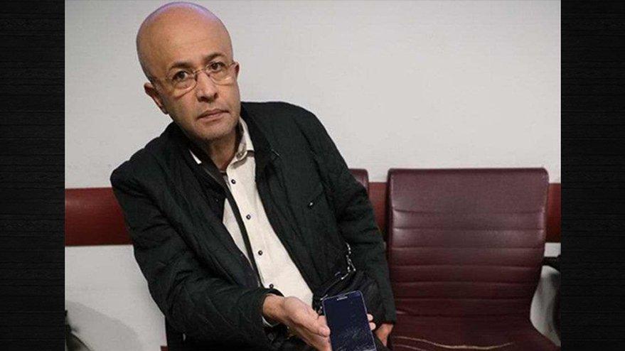 Gazeteciye saldırıya taksitle ceza