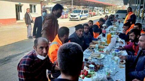 AKP'li başkan kuralları hiçe saydı, mangal partisi düzenledi