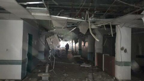 Başkentin göbeğindeki hastanenin içler acısı hali