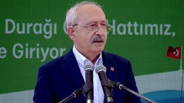Kılıçdaroğlu hükümete seslendi