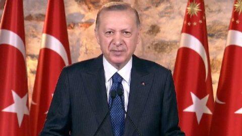 Cumhurbaşkanı Erdoğan: 18 yılda her alanda Türkiye'nin çehresini değiştirdik