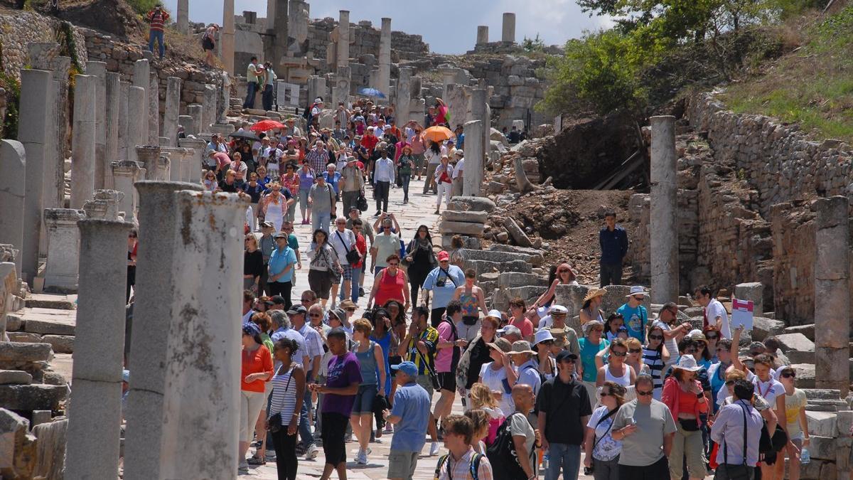 Müze ve ören yerlerinin giriş ücretlerine zam: Rekor Efes Antik Kenti'nde