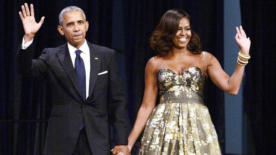 Obama çiftinden Netflix'e 2 dizi 4 film