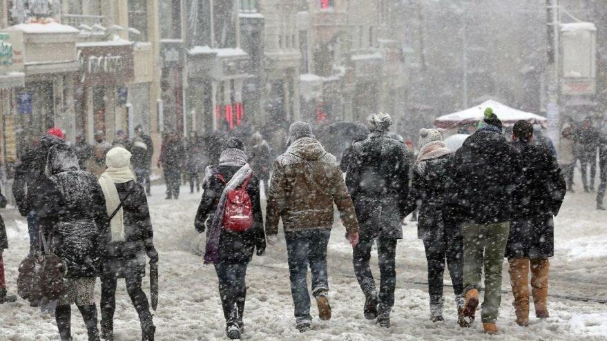 Yalancı baharın ardından kara kış geliyor!