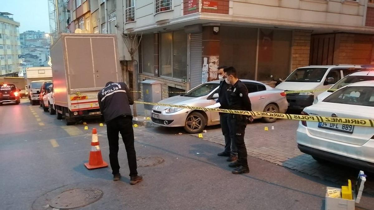 İstanbul'da silahlı saldırı! Kurşun yağdırdılar