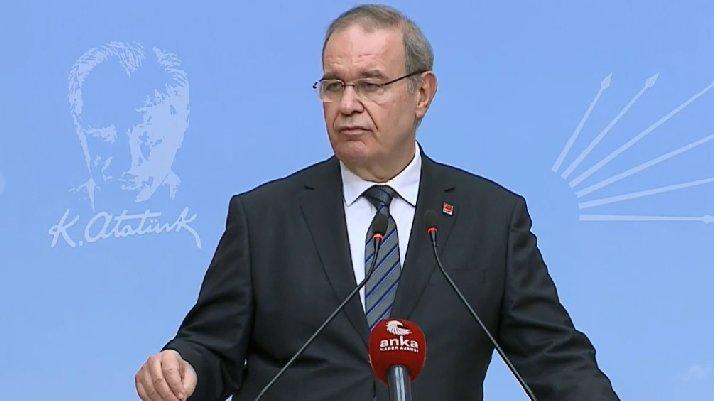 Muharrem İnce'nin istifası sonrası CHP'den ilk değerlendirme