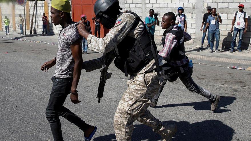 Haiti'de darbe iddiası: 20'den fazla kişi tutuklandı