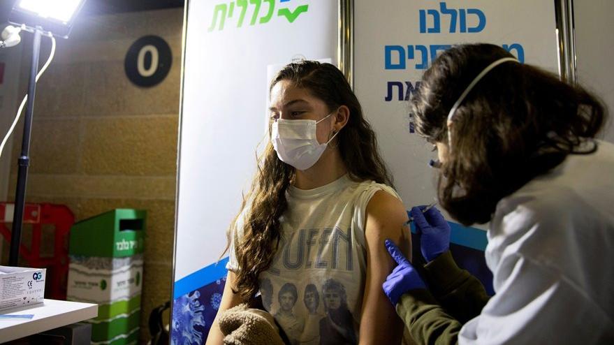 İsrail'den corona virüsü aşısı sonuçları geldi
