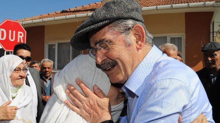 Yılmaz Büyükerşen: 'Köylüyü yeniden milletin efendisi yapacağız'