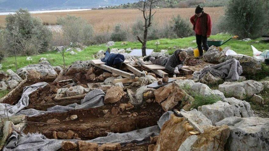 Apollonia Nekropol Arkeoparkı'nda sona gelindi