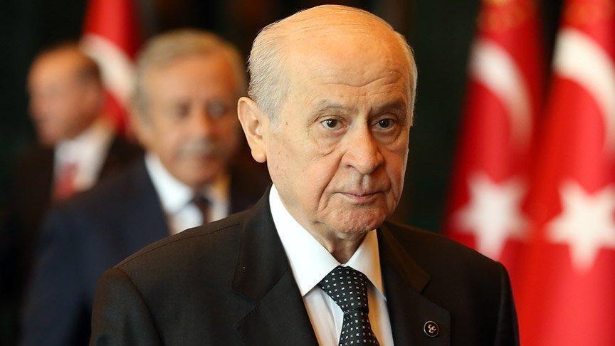 Devlet Bahçeli'den 'Enis Berberoğlu' açıklaması