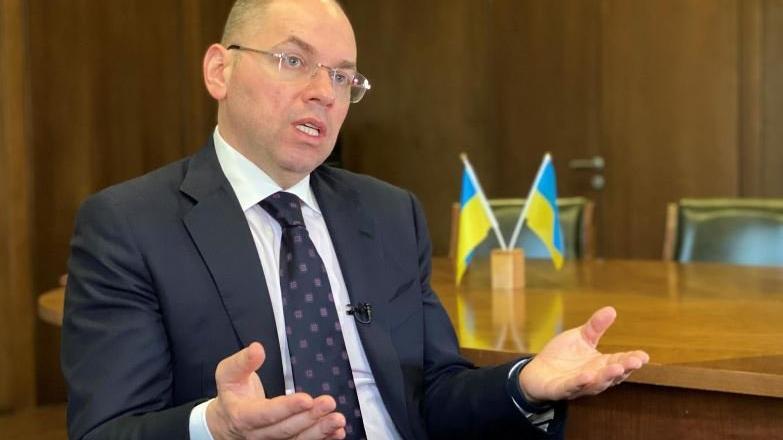 Ukrayna Sağlık Bakanı Stepanov'a aşı soruşturması