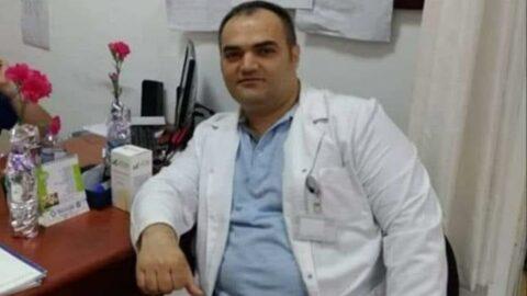 Bir sağlık çalışanı daha coronaya yenildi