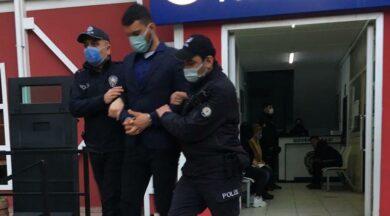 Maltepe'den çaldığı otobüsle Taksim'e giden şüpheli tutuklandı
